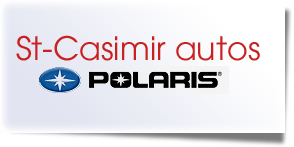 Saint-Casimir auto Polaris
