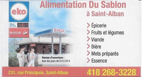 Eko Le Sablon