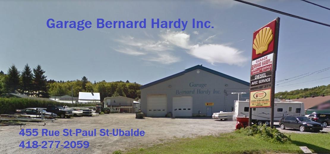 Garage Bernard Hardy