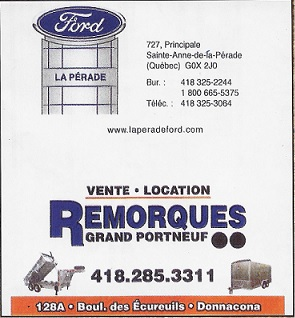 Ford La Pérade