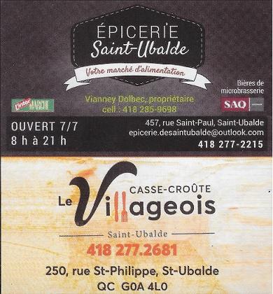 Casse-Croute le Villageois