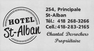 Hotel St-Alban