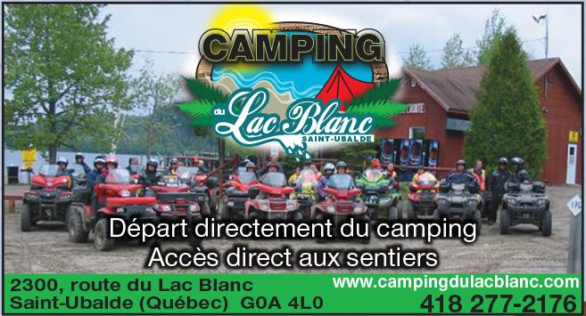 Camping Lac Blanc
