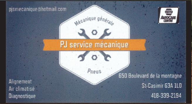 PJ Service Mécanique