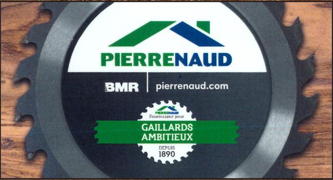 BMR Pierre Naud